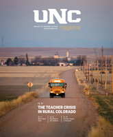 UNC Magazine Spring 2017