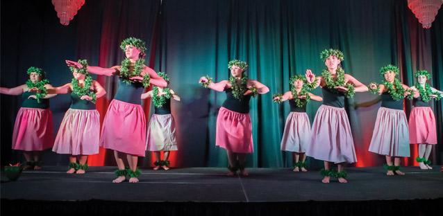 Hawaii Club Luau