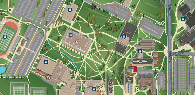 university of northern colorado campus map Impact A Historic Achievement For Unc university of northern colorado campus map