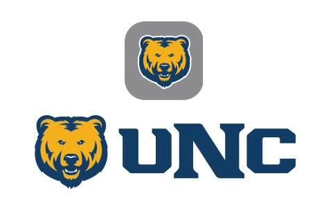 UNC iPhone App and Logo