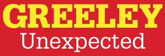 Greeley Unexpected logo