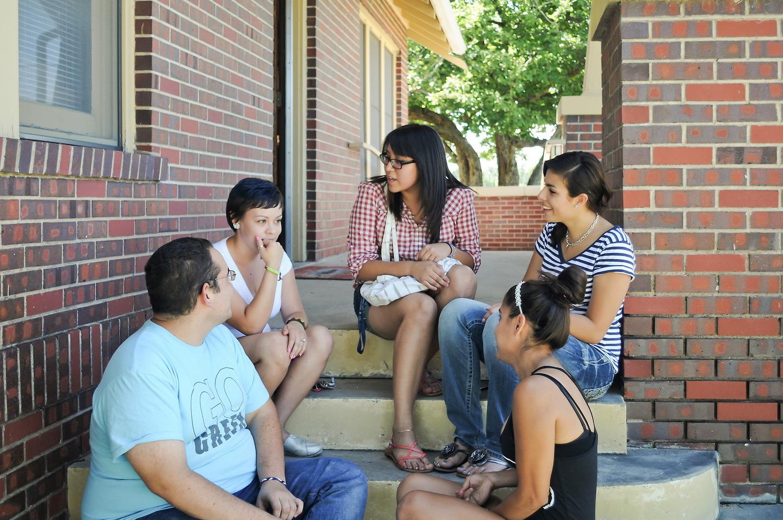 Cesar Chavez Students